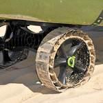 Railblaza C-TUG TRansportwagen / Slipwagen mit Sandrädern