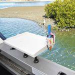 Railblaza Drink Hold Getränkehalter montiert auf einem SidePort