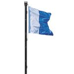 Railblaza dreiteilige Verlängerung 1000 mit Flagge
