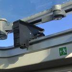 Railblaza Lukenkeil Hatch Wedge mit um 50 mm geöffneter Luke