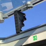 Railblaza Lukenkeil Hatch Wedge mit um 125 mm geöffneter Luke