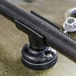 Railblaza QuickGrip Padlle Clip Star Mount als Padelhalterung