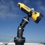 Railblaza dreh- und schwenkbare R-Lock Verlängerung mit Notfalllampe