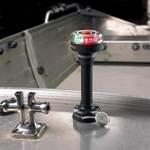 Railblaza starre Verlängerung mit Navigationslicht