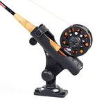 Railblaza Rod Holder R mit Rolle zum Fliegenfischen