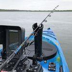 Railblaza Rod Tube als Angelruten-Halter mit StarPort HD