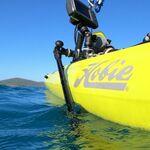 Railblaza SidePort TrackLoader mit Kayak-Halterung