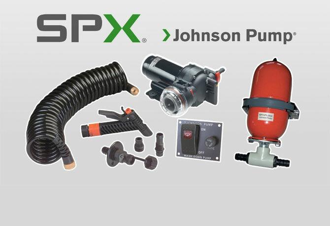 SPX / Johnson Pump Marinepumpen
