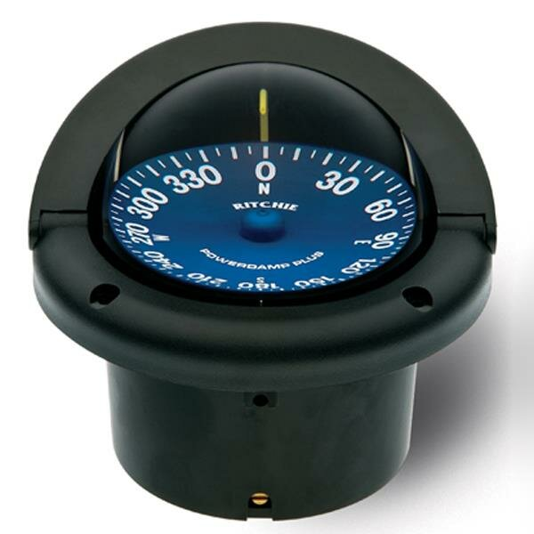 Ritchie Kompass Supersport SS-1002 - Schwarz