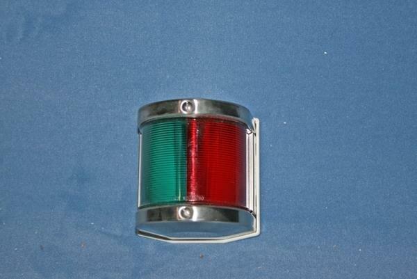 PB Positionslaterne doppelfarbig, rot/grün TD 423