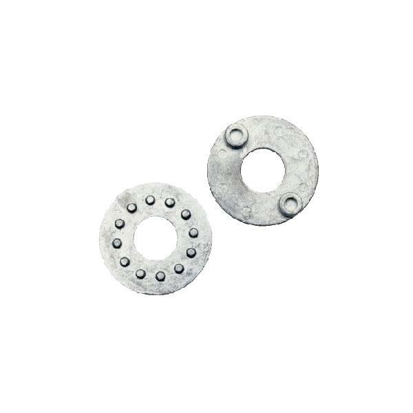 Tite-Lok Zahnscheiben 5600 für Tite-Lok Rutenhalter-Montage - 6er Pack