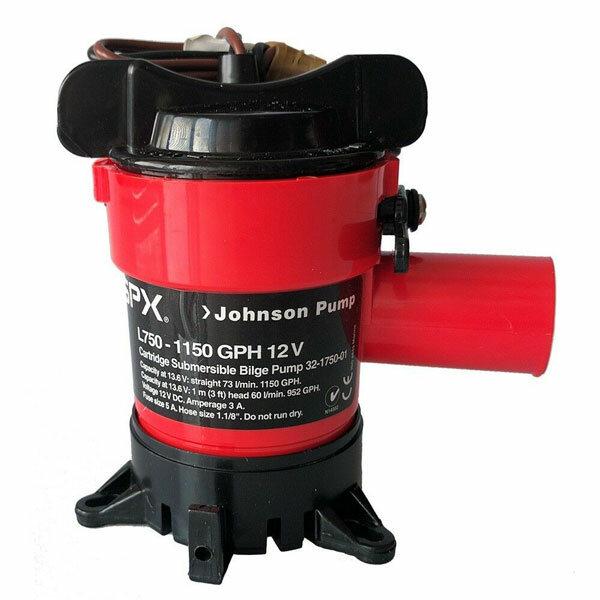 SPX / Johnson Pump Bilgenpumpe L750