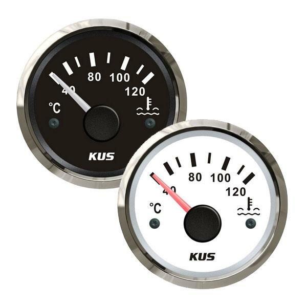 KUS Temperaturanzeige für Motor-Kühlwasser