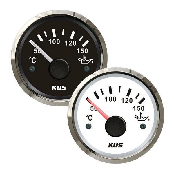 KUS Temperaturanzeige für Motor- und Getriebeöl