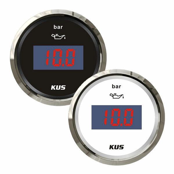 KUS Öldruckanzeige (digital)
