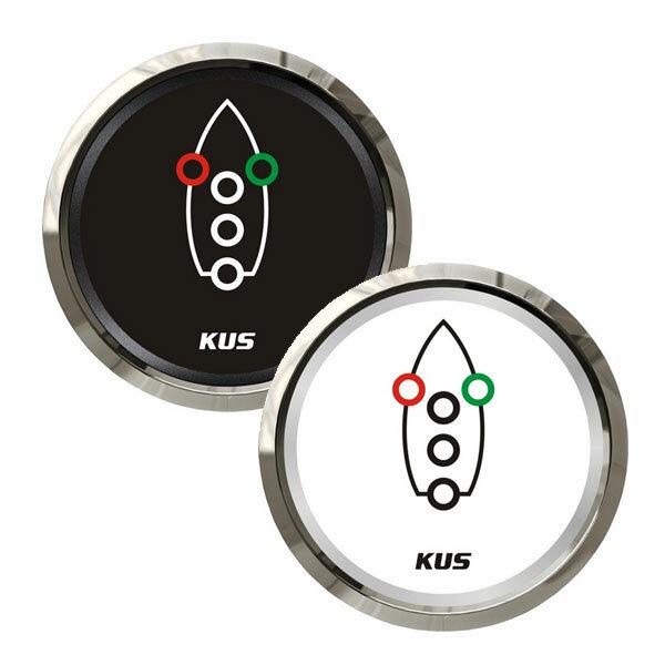 KUS Navigations-Lichter Kontrollanzeige