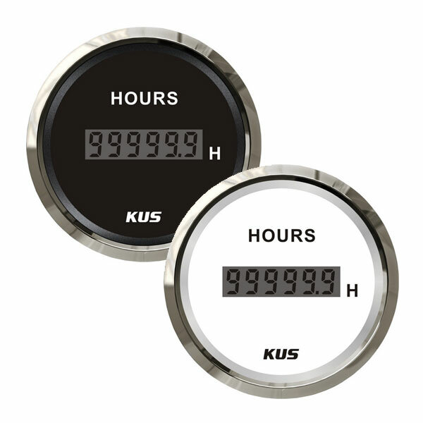 KUS LCD Betriebsstundenzähler