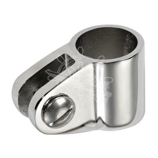 Gabelgelenk aus Edelstahl für Bimini Top / Verdecke - Ø 22 mm