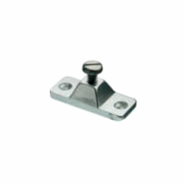 Seitenplatte aus Aluminium für Bimini Top / Verdecke