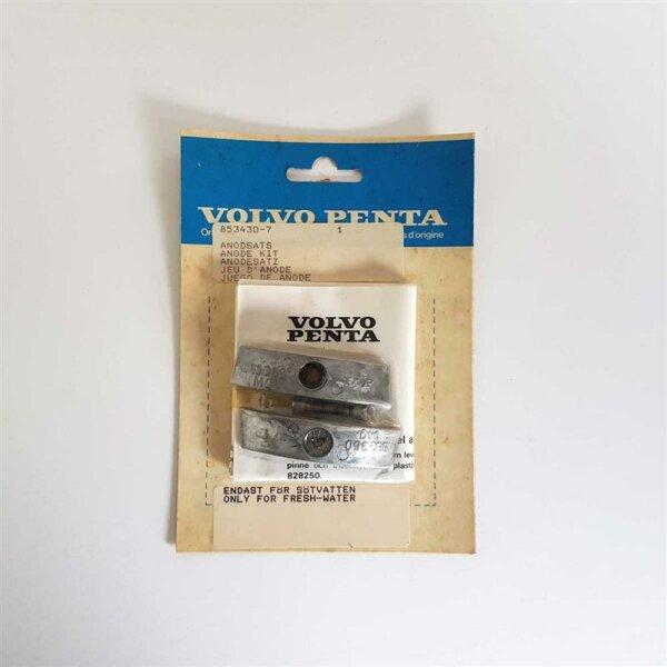 Volvo Penta Anodensatz 853430 für Faltpropeller - Zink