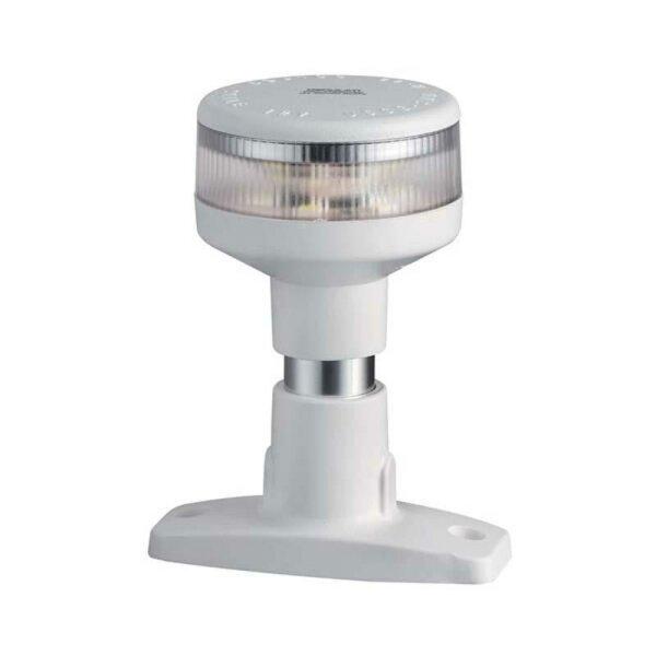 LED Ankerlicht 360° - weiß