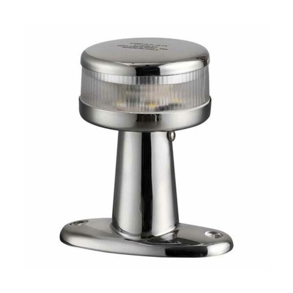 LED Ankerlicht 360° - Edelstahl