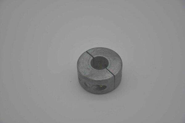 Martyr Wellenanode für Ø 25 mm Welle - Zink