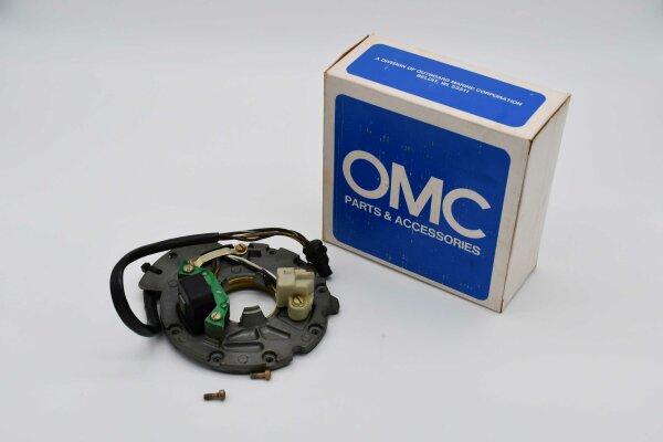 OMC Ingnition Plate Assy 582029 für Johnson / Evinrude