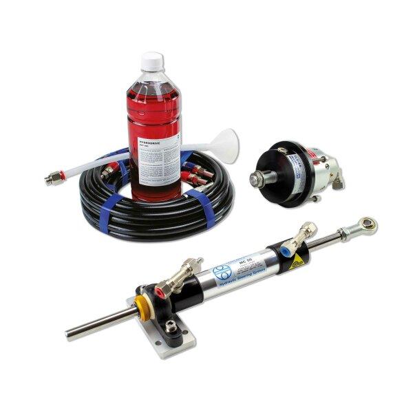 Hydrodrive Hydraulische Lenkung MU50-TF für Innenborder (35 Knoten)