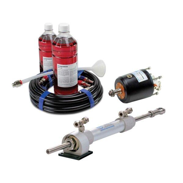 Hydrodrive Hydraulische Lenkung MU75-TF für Innenborder (45 Knoten)
